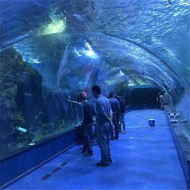 Ашық аквариумдағы туннельдер океанариум жобасы