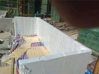 90мм акрилді қақпақ бассейні